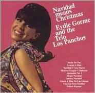 Navidad Means Christmas (CD) ~ Eydie Gorme Y Los Panchos (Art... Cover Art