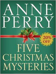 Anne Perry - Five Christmas Mysteries