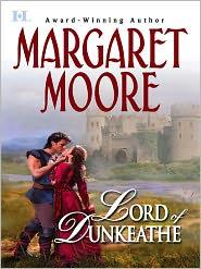 Margaret Moore - Lord of Dunkeathe