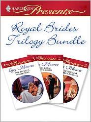 Lucy Monroe - Royal Brides Trilogy