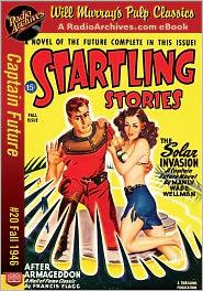 RadioArchives.com Manly Wade Wellman - Captain Future #20 Fall 1946