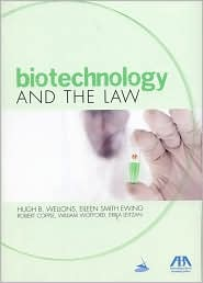 Book Cover: [request_ebook] Biotechnology and the Law