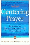 Centering Prayer book
