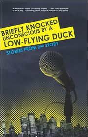 Megan Stielstra  Andrew Reilly - Briefly Knocked Unconscious by a Low-Flying Duck
