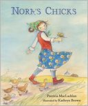 Nora's Chicks by Patricia MacLachlan: Book Cover