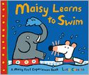 Maisy Learns to Swim by Lucy Cousins: Book Cover