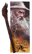 Product Image. Title: The Hobbit Gandalf Staff Pen and Bookmark