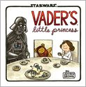 Book Cover Image. Title: Vader's Little Princess, Author: by Jeffrey Brown
