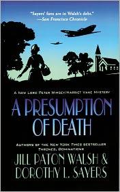 Jill Paton Walsh  Dorothy L. Sayers - A Presumption of Death