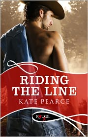 Kate Pearce - Riding the Line: A Rouge Erotic Romance