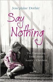 Josephine Duthie - Say Nothing