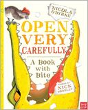 Open Very Carefully by Nick Bromley: Book Cover