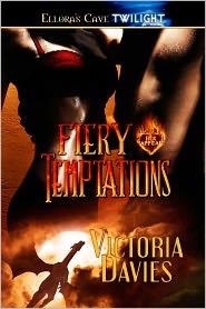 Victoria Davies - Fiery Temptations