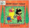 Bear's Busy Family by Blackstone Blackstone: Book Cover