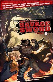 Scott Allie  Paul Tobin - Robert E. Howards Savage Sword Volume 1