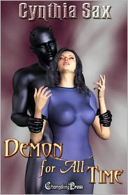 Cynthia Sax - Demon for All Time (Demon Chronicles)