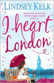 Lindsey Kelk - I Heart London