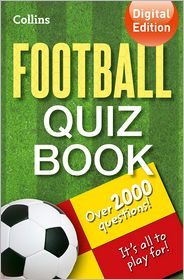 Suzanne Collins - Collins Football Quiz Book