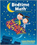 Bedtime Math by Laura Overdeck: Book Cover