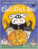 Click, Clack, Boo! by Doreen Cronin: Book Cover