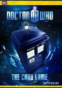 Doctor Who Card Game by Cubicle 7: Product Image