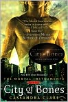 Book Cover Image. Title: City of Bones (The Mortal Instruments Series #1), Author: by Cassandra Clare