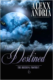 Alexx Andria - The Destined (werewolf erotica)