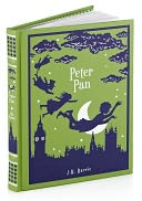 Book Cover Image. Title: Peter Pan (Barnes & Noble Leatherbound Classics), Author: J. M. Barrie