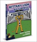 Nittany Lion Gets a Big Surprise by Denise L. Kaminsky: Book Cover