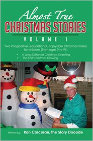Ron Corcoran - Almost True Christmas Stories, Volume 1