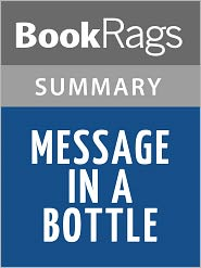 BookRags - Message in a Bottle by Nicholas Sparks l Summary & Study Guide