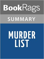 BookRags - Murder List by Julie Garwood l Summary & Study Guide