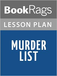 BookRags - Murder List Lesson Plans