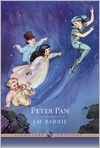 Book Cover Image. Title: Peter Pan (Barnes &amp; Noble Signature Editions), Author: by J. M. Barrie