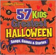 57 Greatest Kids Halloween: Songs Games and Stories