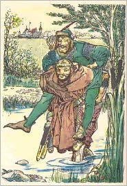Howard Pyle - The Merry Adventures of Robin Hood, Illustrated