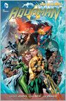 Book Cover Image. Title: Aquaman Vol. 2:  The Others (The New 52), Author: by Geoff Johns