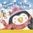 Penguin's Snowy Playtime