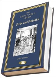 Jane Austen - Pride and Prejudice (THE GREAT CLASSICS LIBRARY)