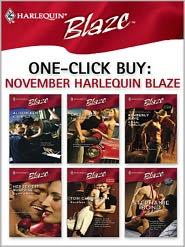 Dawn Atkins, Kimberly Raye, Lori Borrill, Stephanie Bond, Tori Carrington  Alison Kent - One-Click Buy: November Harlequin Blaze