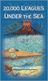 Jules Verne - 20,000 Leagues Under the Sea: Hinkler Illustrated Classics