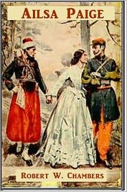 Created by Romance Books Robert W. Chambers - Ailsa Paige