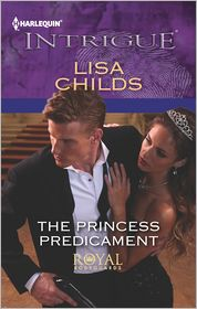 Lisa Childs - The Princess Predicament