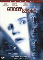 Ghost Story starring Fred Astaire: DVD Cover