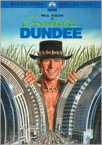 Crocodile Dundee starring Paul Hogan: DVD Cover
