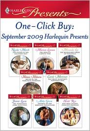 Carole Mortimer, Jennie Lucas, Marion Lennox, Melanie Milburne, Miranda Lee  Abby Green - One-Click Buy: September 2009 Harlequin Presents