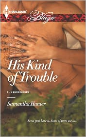 Samantha Hunter - His Kind of Trouble