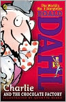 Book Cover Image. Title: Charlie and the Chocolate Factory, Author: by Roald Dahl