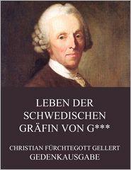 9783849615260 - Leben der schwedischen Gräfin von G***: Erweiterte Ausgabe - Livre