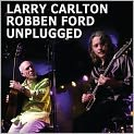 CD Cover Image. Title: Unplugged, Artist: Larry Carlton